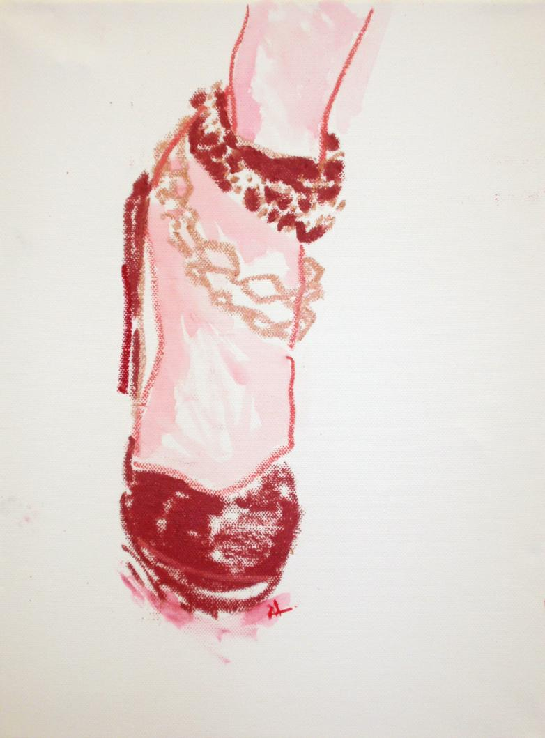 lanvin shoe mania akvile lesauskaite fashion illustration